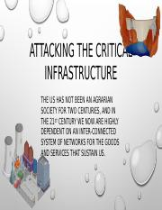 Attacking the Critical Infrastructure(1).pptx