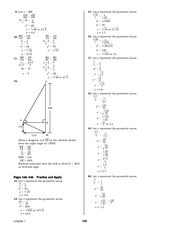 Pre-Calculus Homework Solutions 188