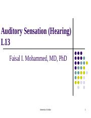 Auditory Sensation (Hearing)- L13-students.ppt