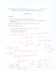 ENGRExam2Solutions k