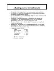 Chapter 3 Adjusting Journal Entries Examples3