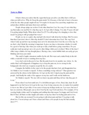 Essay about plagiarism