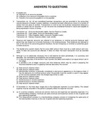 Acctg 321 Solutions Chapter 3 Homework solutions