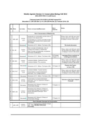 Bui Weekly Schedule BIOLENTM 4015 1 Oct 2015-1