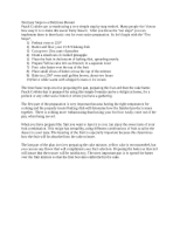 eng 50 lesson 6 essay