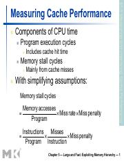 Cache Performance Measurement.pdf