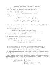 MATH 212 Spring 2012 Midterm 3 Solutions