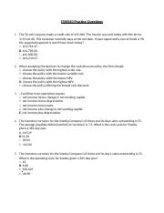 FSM540 Practise Questions 7.docx