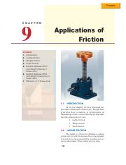 chp-09 appl. of friction