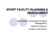 Wk9 L2 Facility Management-student notes