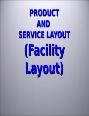 Group 4 - PRODUCT AND SERVICE LAYOUT.ppt