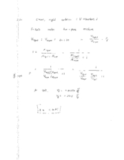 M105A HW#3 sketch of solutions
