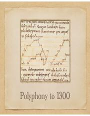 Polyphony to 1300