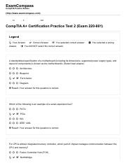 CompTIA A+ Certification Practice Test 2 (Exam 220-801).pdf