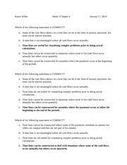 fin 534 chapter 6 homework