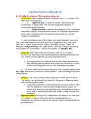 A D P I E.docx - ADPIE An Example of the Nursing Process ...