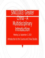 SINO1003-Meeting 1a-September 3.pptx