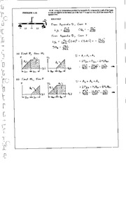 1380_Mechanics Homework Mechanics of Materials Solution