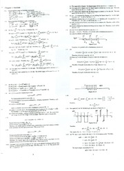 Solution Manual(ch.1 and 2)