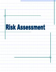 11-RiskAssessment