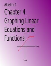 ch 4 graphing linear equations 11-14.ppt