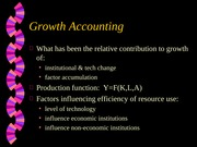 13 GrowthAccounting
