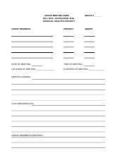 Student Group Meeting Forms.xls
