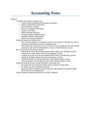 Accounting Notes Ch.4