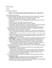 Ap government essays