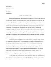 Example Essay Thesis  Pages Economic Essay Docx Buy Essay Papers also Poverty Essay Thesis Eng   Freshman Composition  Valencia Community College  Thesis Statements Examples For Argumentative Essays