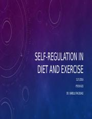 Self-regulation in diet and exercise.pptx
