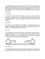 Exam 3 Problems and SOlutions.docx