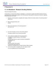 7.1.1.6 Worksheet - Research Docking Stations.pdf