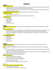 Study Hints - Business and Society 1.docx