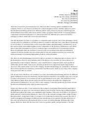 Bose Corporation JIT II Case Study Help - Case Solution ...