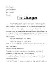 Fable: The Changer.docx