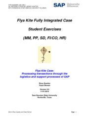 Flya Kite Fully Integrated Case - Student Exercises
