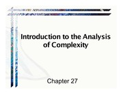 Ch27IntroComplexity