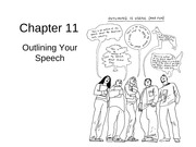 Public Speaking - Project Illustration