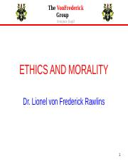 PHI 300 week 3 ETHICS AND MORALITY.pptx