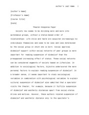 4571198-Theater-Response Paper