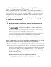 texting and driving persuasuion 2.docx