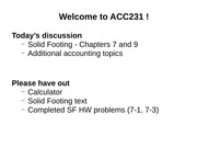 ACC231-Wk 3-Class 1-SF 7 and 9-Way Chs 1-3-AJEs-Depreciation and PPD Expenses-SV