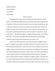 Mikayla McCurdy Theme Analysis Final Paper.docx