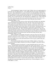 Usc fall essay preview