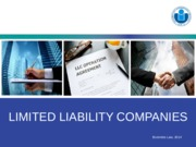 Chap 3 Limited liability company KL-1