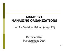 MGMT 321  Lect 2 - chap 12 Decision-making   [Compatibility Mode].pdf