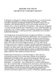 Ebook - Michael Moore - Secrets of a Secret Society.pdf