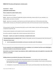 BSBMGT617_Assessment 1_Project V.1.1.docx
