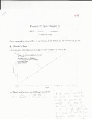 study sheet for hooke 39 s law properties of oscillators optics. Black Bedroom Furniture Sets. Home Design Ideas